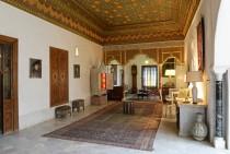 Grande chambre dorée
