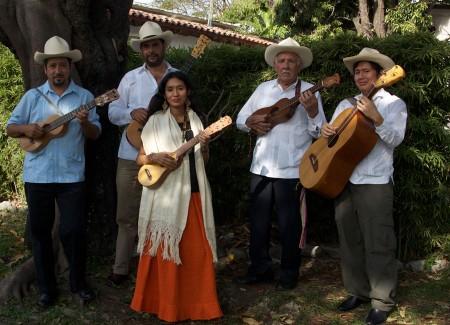 موسيقى شعبية تقليدية مكسيكية