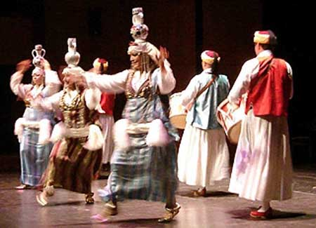 Discussion panel :  : Rhythms and dances in Tunisia: Intangible Heritage in danger