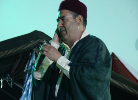 Archiving the Jdira popular poetry and singing festival